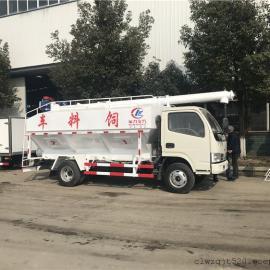小型装6吨散装饲料车 东风多利卡12立方饲料车