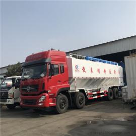 东风20吨散装饲料运输车价格