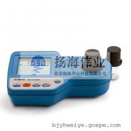 HI96701/余氯浓度测定仪/实验室余氯浓度测定仪