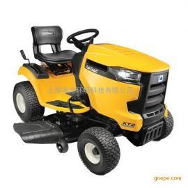 卡博草坪车剪草车驾驶式割草车LX42草场基地剪草车足球场剪草