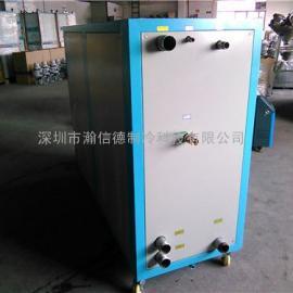 -10℃水冷式20p低温冷水机