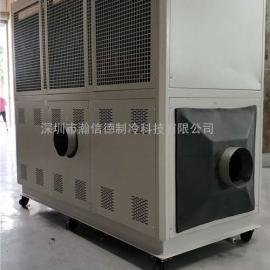 40p风冷式工业冷风机组