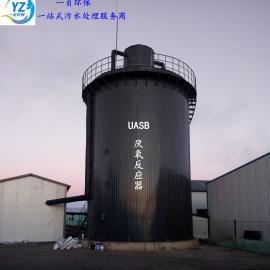 UASB反应器厌氧反应器70m3/h畜禽养殖、酿酒高浓度废水 碳钢定制