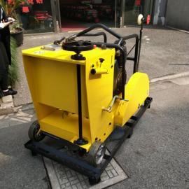 800型柴油马路切割机-手扶式大型路面割缝机