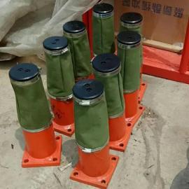 起重液压缓冲器型号 HYG7-100高频率液压缓冲器 大车运行防撞块