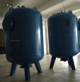 多介质/活性碳/软化机械过滤器ф2500x4100x8.0