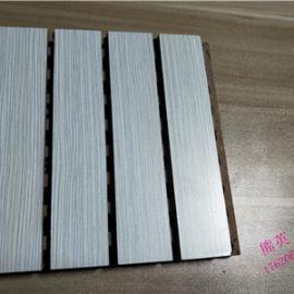 木质吸音板厂家样品