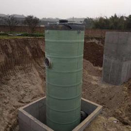 地埋式一体化污水提升泵站厂家