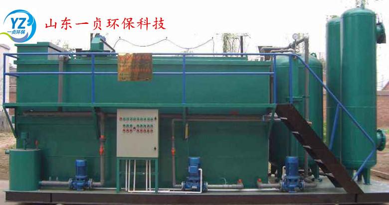 电解电絮凝 电絮凝气浮电絮凝气浮机 气浮一体化设备