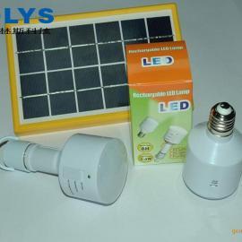 奥林斯太阳能照明灯,直流交流太阳能应急照明LED灯 批发定制