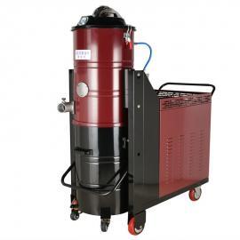 大功率吸尘器厂家 常州工厂车间用吸铝屑铁屑用的大型工业吸尘器
