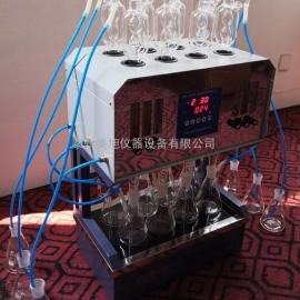 高氯COD消解器(6个样)吹氮COD消解器 COD消解器