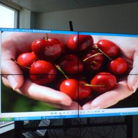 49寸LG超薄超窄边液晶拼接屏承接会议室会视频会议高端屏幕工程