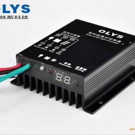 热销太阳能双时段全防水pwm智能充电太阳能路灯控制器