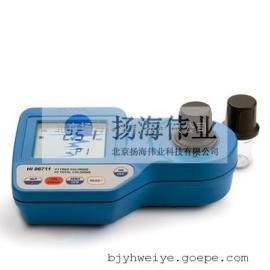 HI96711HI96711/哈纳余氯总氯测定仪/HANNA余氯总氯测定仪