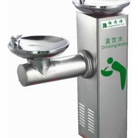 谷象户外在喝水台 户外在喝水机 白口铁直饮机 学校直在喝水设备