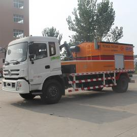 公路养护车厂家-储料式路面养护车生产厂家