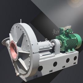 矿热炉煤气回收增压风机