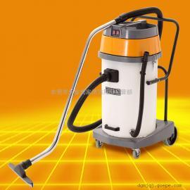 洁霸BF510A吸尘吸水机耐酸碱防腐蚀工业吸尘器电子厂用 70L