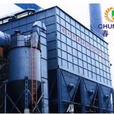 大型化工厂三聚磷酸钠生产车间安装脉冲布袋除尘器需要注意问题