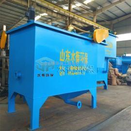 气浮沉淀一体机处理药厂废水 碳钢防腐 0.5-40t/h 水衡环保