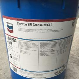 加德士超等高速备件光滑脂 Chevron SRI Grease NLGI 2