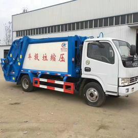 后装式压缩垃圾车多少钱