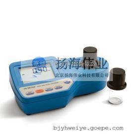 HI96724/北京余氯总氯浓度测定仪/余氯总氯浓度测定仪