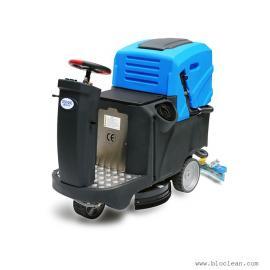 丹阳洗地机,拓威克驾驶式地面清洗机