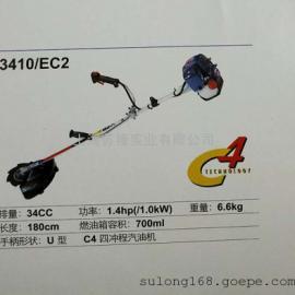 日本鑫德华C3410割灌机、新大华C3410割灌机侧挂式割草机