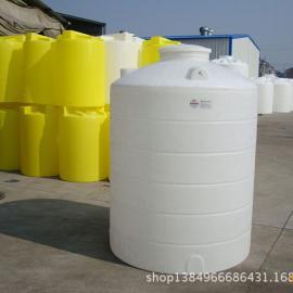 上海2吨 食品级 pe耐酸碱塑料水塔 2000L加厚塑料桶