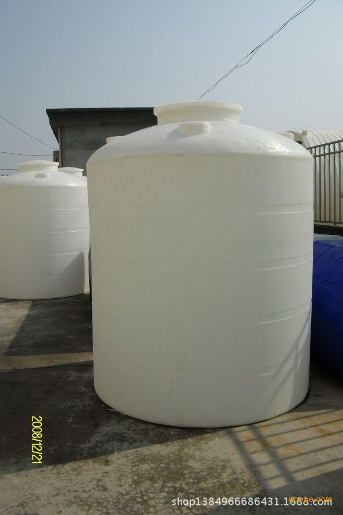 余姚5吨储水罐桶 5000LPE储罐 5T塑料储水罐