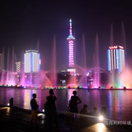 音乐喷泉设计 湖南喷泉设计施工 湖南喷泉制作-室内水景喷泉图片图片