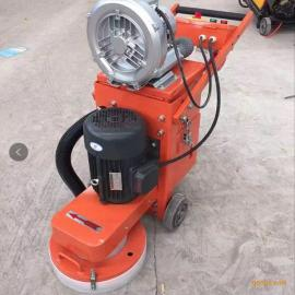 供应地坪专用打磨机 LS-380B型地面打磨机 无尘研磨机