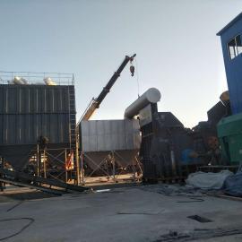 广东罗定县矿山破碎、石料厂破碎机布袋除尘器厂家现货充足