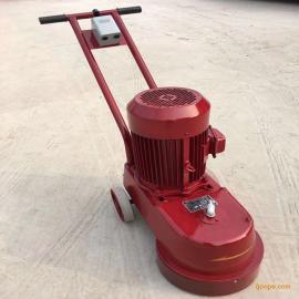 3KW手推式水磨石机 路士牌大理石地面打磨抛光�C价格