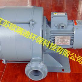纺织机械设备专用透浦式多段鼓风机