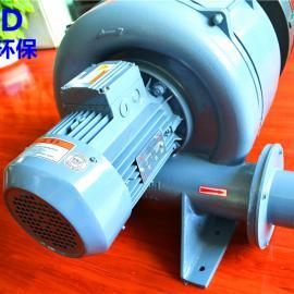 吹膜机械设备专用透浦式多段鼓风机
