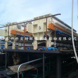 煤矿场煤泥脱水机推荐中科贝特板框压滤机 质优价廉 脱水效果好
