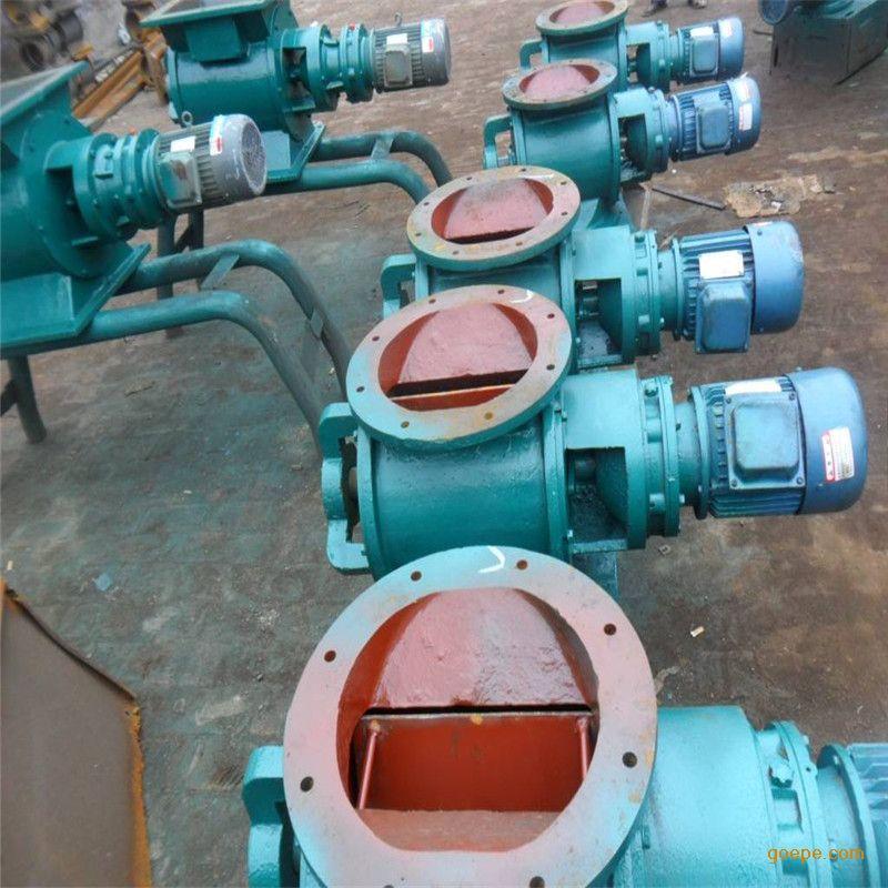 中冶机械 卸料器 ab型星型卸料器卸灰阀厂家图片