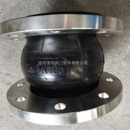 不锈钢304橡胶软接头,304可曲挠性接头,避震器