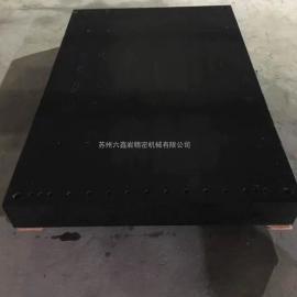 上海花岗石大理石机床床身 六鑫岩最专业