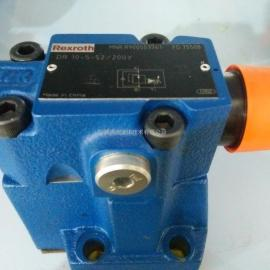 力士乐减压阀 DR10-5-5X/200Y R900503741