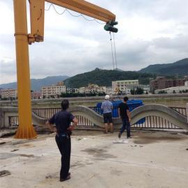 BZD定柱式旋臂起重机 单臂吊 独臂吊 悬臂吊 起升重量500kg