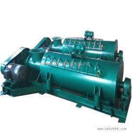 河北双轴粉尘加湿机型号SJ60 粉尘搅拌加湿机厂家 可定制
