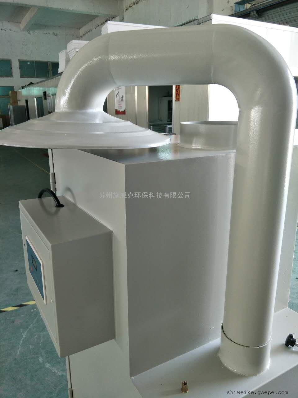 【环评产品】移动布袋除尘器 单机除尘器 脉冲滤筒除尘机