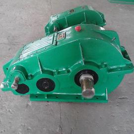 ZQ500减速机标准参数 双极卧式齿轮减速机 双梁小车卷扬机减速机