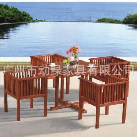 休闲户外家具、户外休闲桌椅
