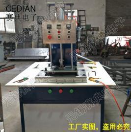 赛典凹凸压花机制造厂家 面料3D凹凸压花机,服饰压标机