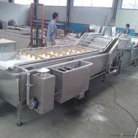 大型全自动洗菜机 果蔬清洗机